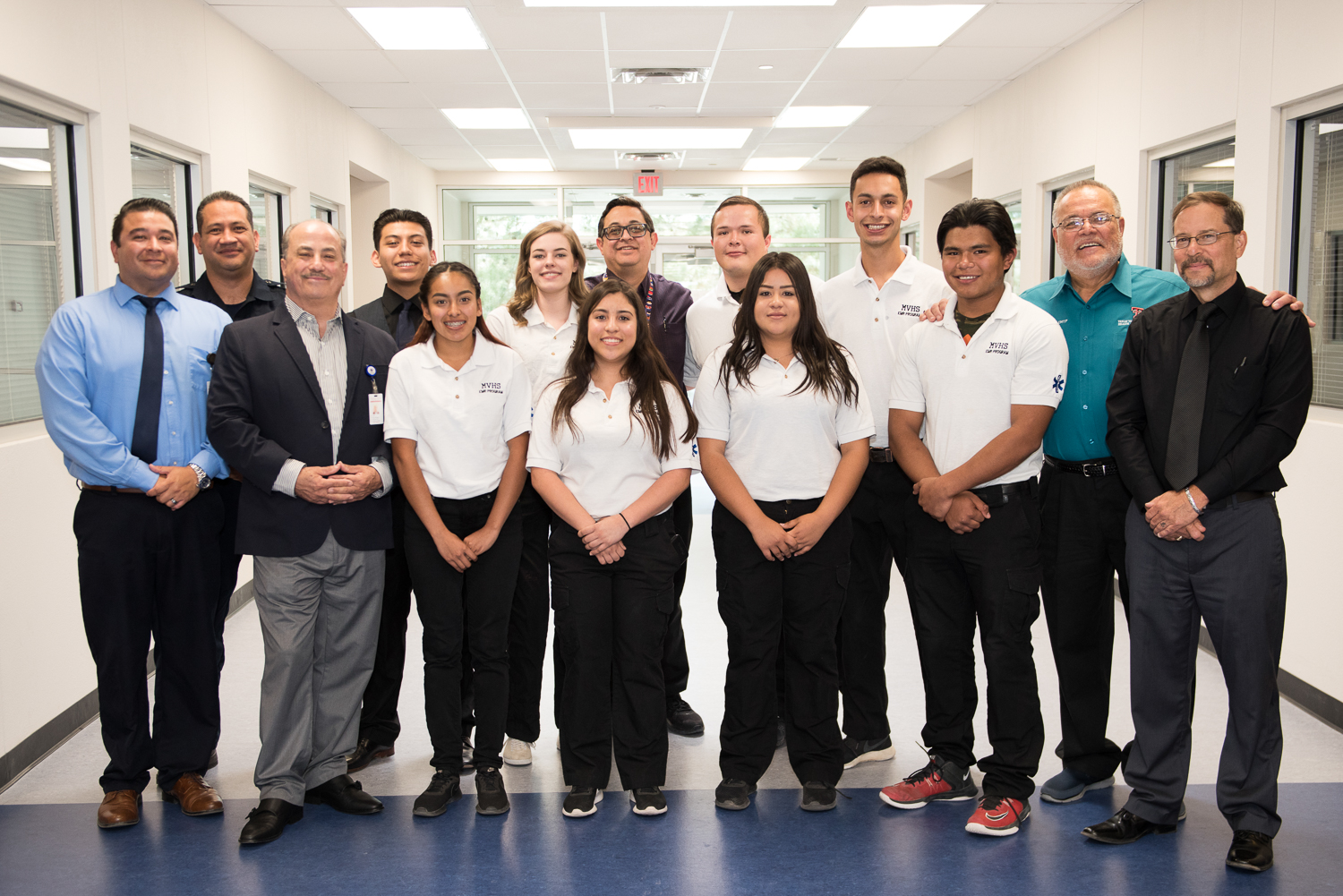 TTUHSC El Paso EMR Classes Turn Local High Schoolers into Heroes