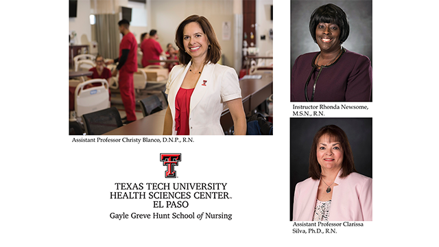 GGHSON Faculty to Represent Texas Nurses