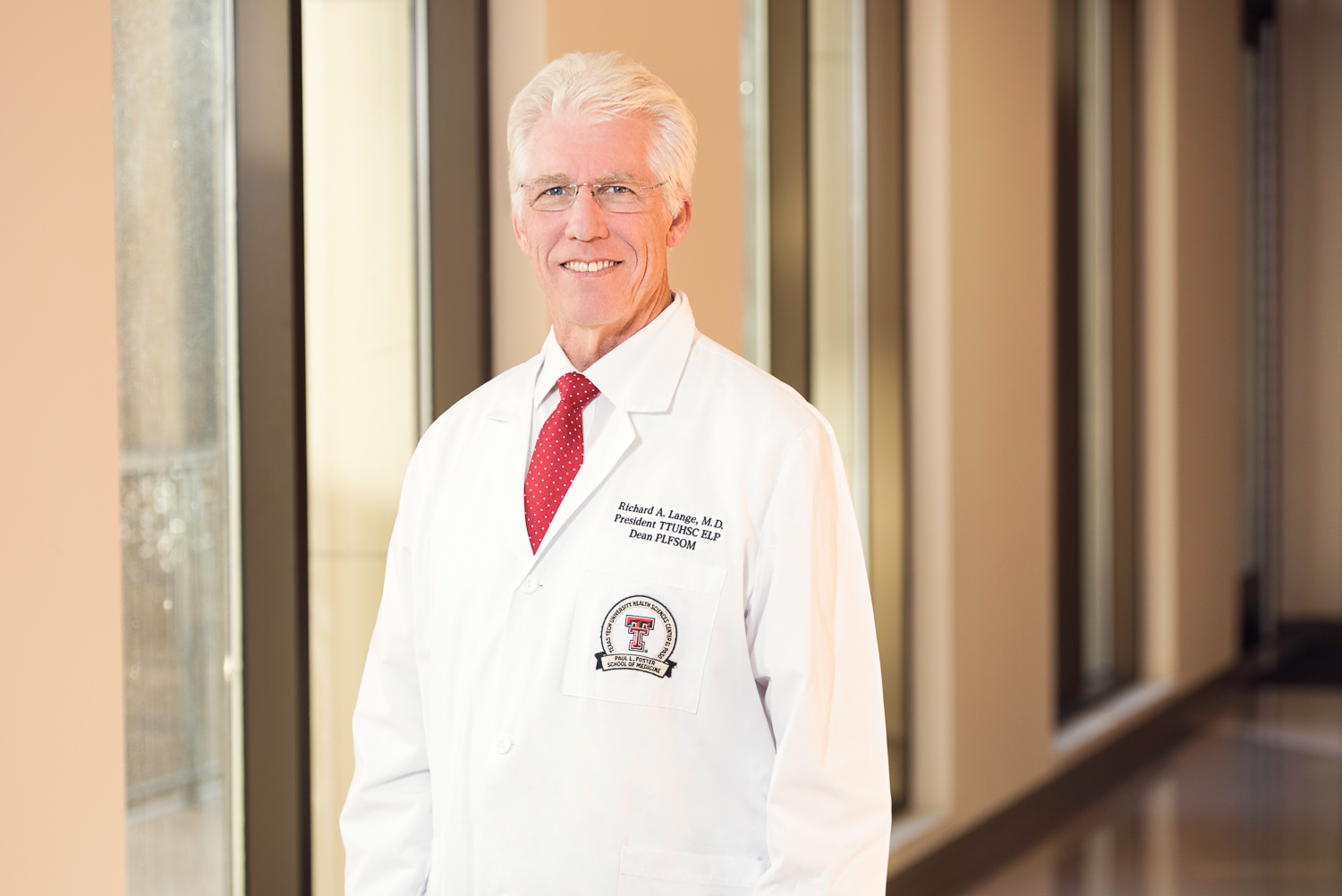 Texas Tech University Health Sciences Center El Paso President Richard Lange, M.D., M.B.A., has been appointed as panel chair for the U.S. Food and Drug Administration Circulatory Systems Devices Panel.