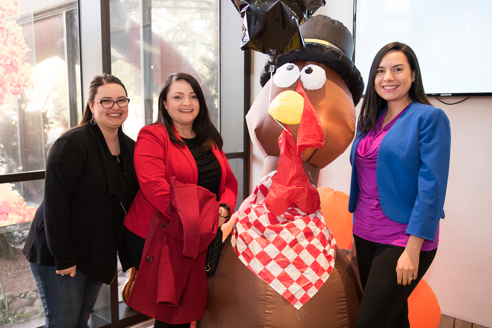 2018 Thanksgiving Luncheon for TTUHSC El Paso Employees and Students