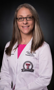 Sarah Zate, M.D., is an assistant professor in the Department of Pediatrics at TTUHSC El Paso and a practicing pediatrician with Texas Tech Physicians of El Paso.