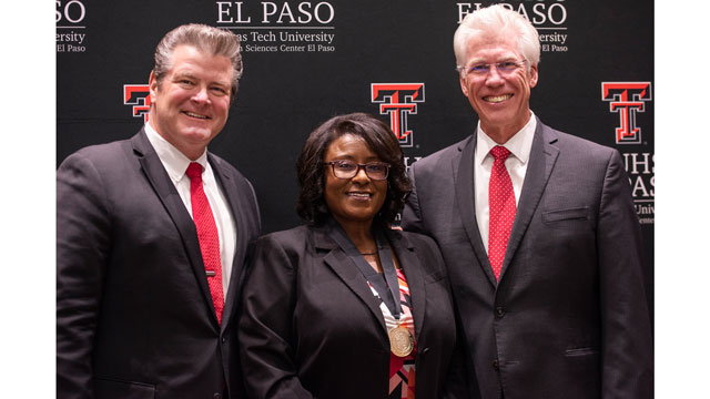 Dr. Charmaine Martin Honored With Distinguished Teaching Award