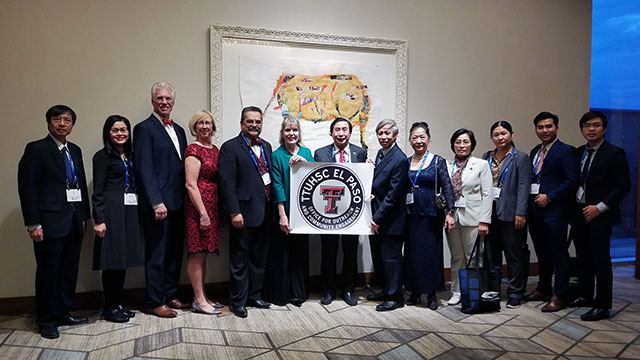 TTUHSC El Paso Celebrates International Partners' Simulation Center Accreditation