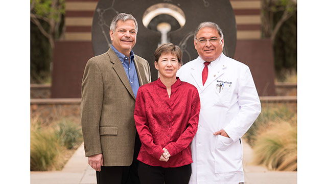 $1.5 Million Will Fund Jim and Julie Cardwell Endowed Chair in Neurology