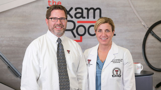 Heart Health is the Hot Topic on 'The Exam Room'