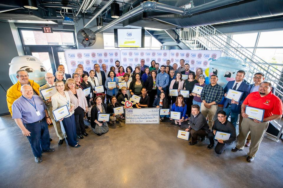 El Paso Electric gave out awards to more than 70 community partners at the 2019 Community Partner Awards Reception on April 11.