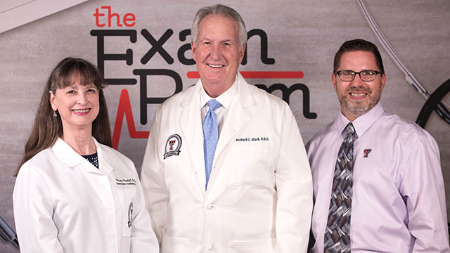 'The Exam Room' Focuses on Oral Health
