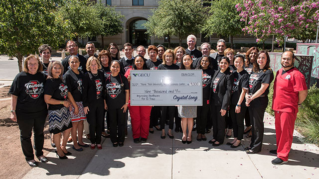 GECU Gift Pushes Health Care Forward in West Texas