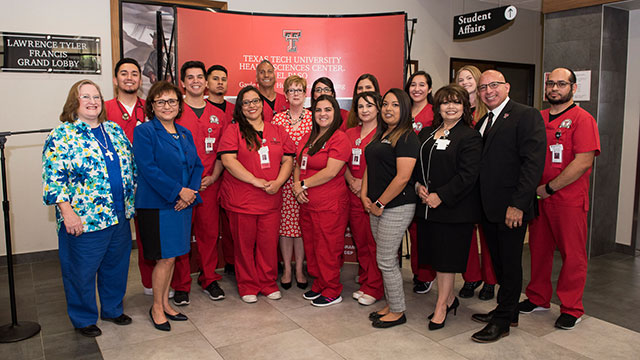 EPCC, Hunt School of Nursing Agreement Expands Career Opportunities for El Paso Nurses