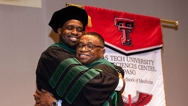 The Future of Health Care: 101 Graduates Earn Degrees from the Foster School of Medicine