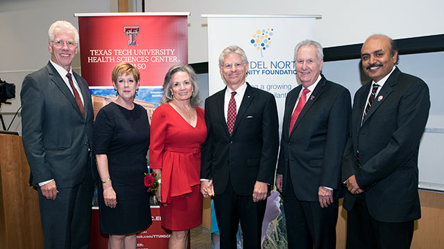 $6 Million Advances Future of Health Education at TTUHSC El Paso