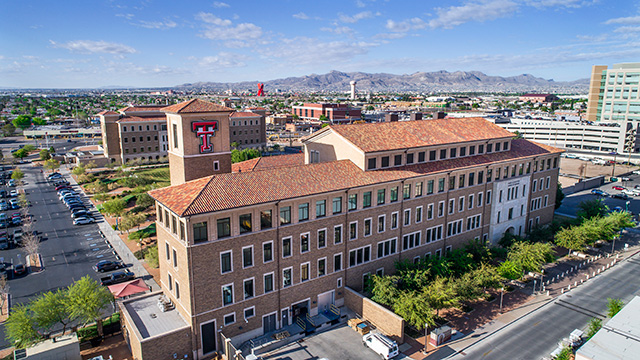 Conservation Efforts Help TTUHSC El Paso Use Less Energy Even as it Grows