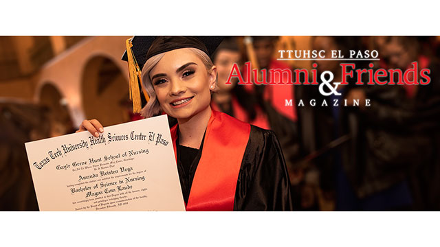 TTUHSC El Paso Has Launched Its Own Magazine!