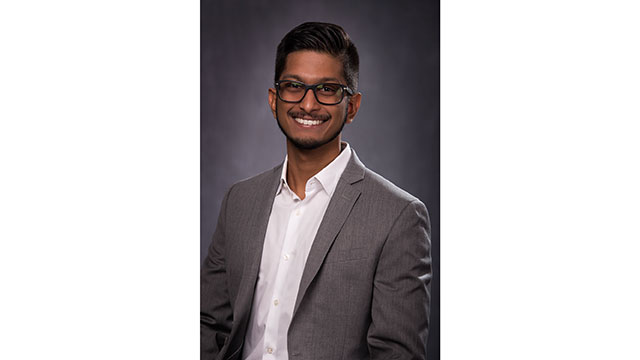 Medical Student Abhishek Dharan Shares His Research Vision at TEDx El Paso