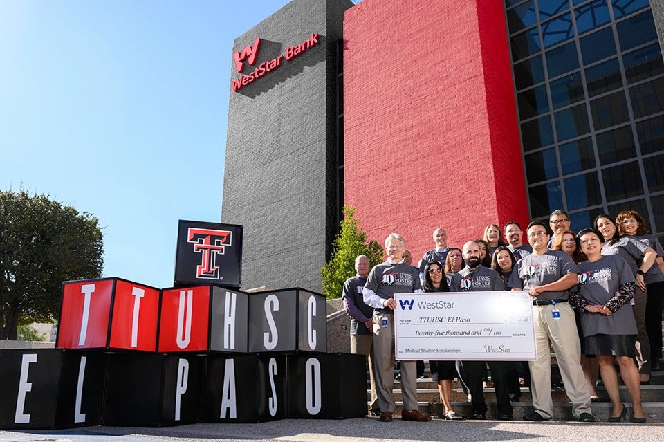 """WeStar is contributing $25,000 to the Decade Scholarship as a major sponsor of the """"Red Tie Affair For A White Coat Occasion"""" celebration."""