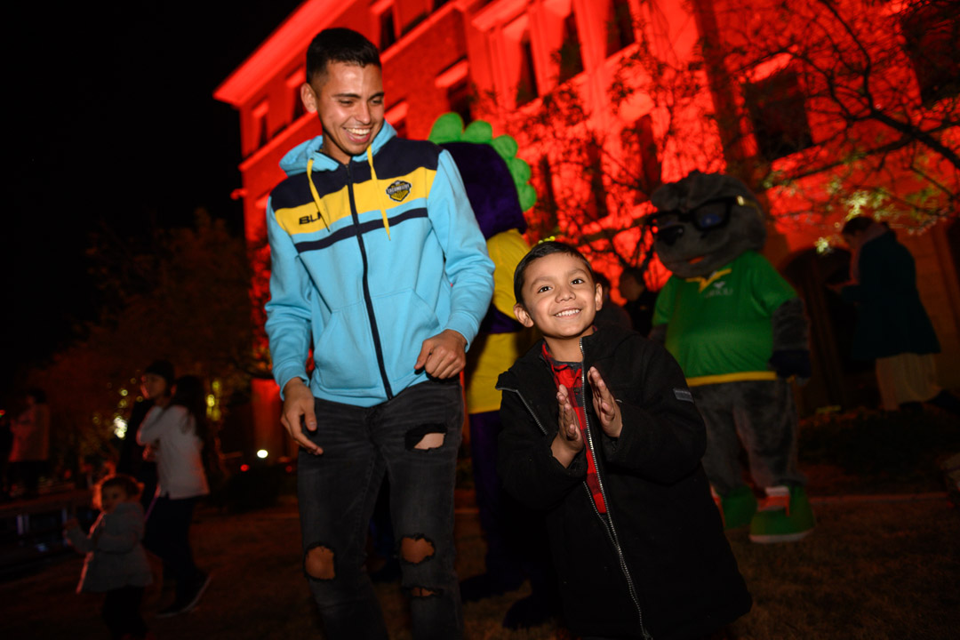 TTUHSC El Paso Kicks Off the Season with Annual Holiday Light Show