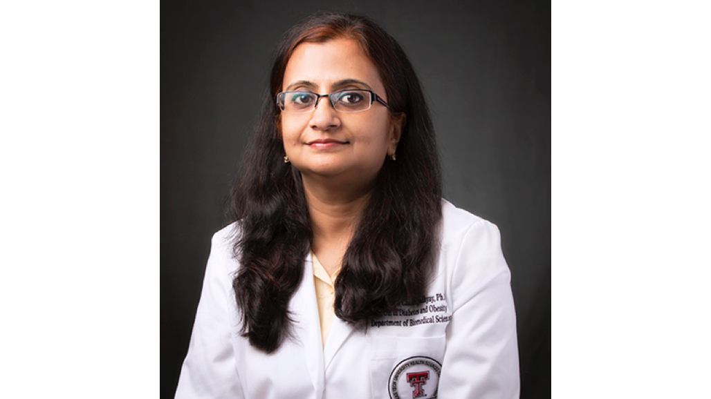 TTUHSC El Paso Professor Receives Award for Research on Diabetes-Related Digestive Disorder