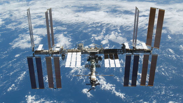 TTUHSC El Paso and UTEP Team Up for International Space Station Research
