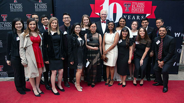 TTUHSC El Paso Raises $775k for Medical Student Scholarships