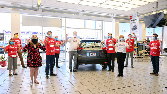 Casa Nissan Announces Complimentary One-Year Vehicle Lease to a Hunt School of Nursing Student in Celebration of National Nurses Week