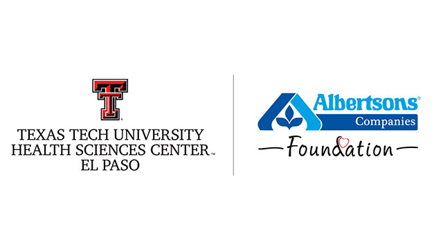 Albertsons Companies Foundation Gives $1,500 Grant to Help TTUHSC El Paso Students