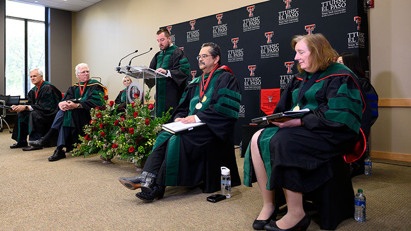 All three ceremonies have been archived and can be viewed on-demand at TTUHSC El Paso's virtual commencement website.