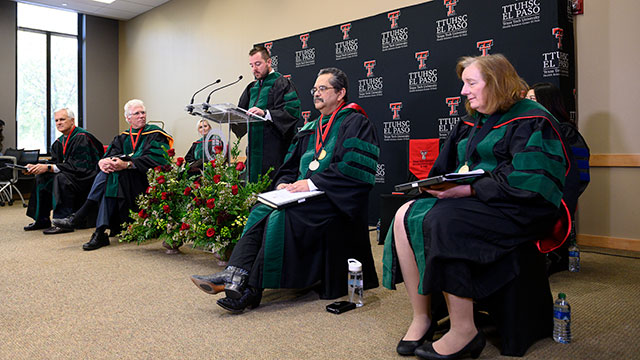 TTUHSC El Paso Celebrates Commencements for Foster School of Medicine, Hunt School of Nursing and Graduate School of Biomedical Sciences