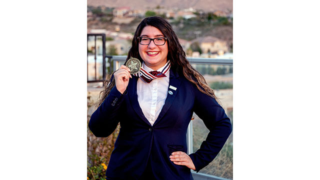 El Paso's Collegiate Double T Students Take Honors at the HOSA-Future Health Professionals International Leadership Conference