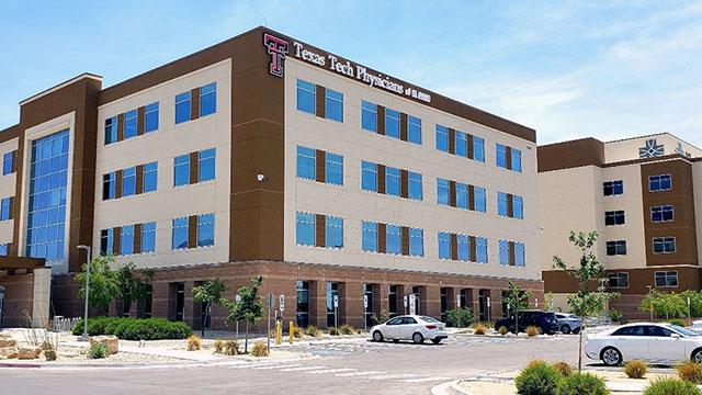 New TTUHSC El Paso Residency Programs at The Hospitals of Providence Transmountain Campus Will Improve Health Care in the Region