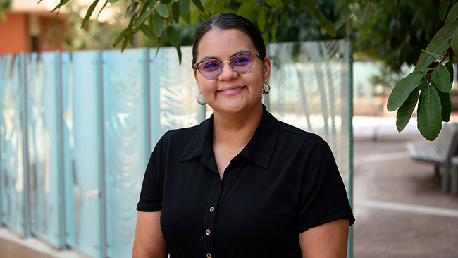 School of Nursing Faculty Highlight: Lizette Villanueva, Ph.D., R.N.