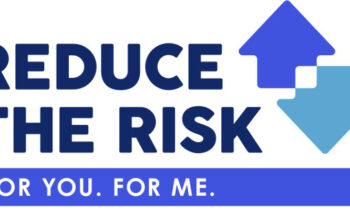 Reduce the Risk Graphic