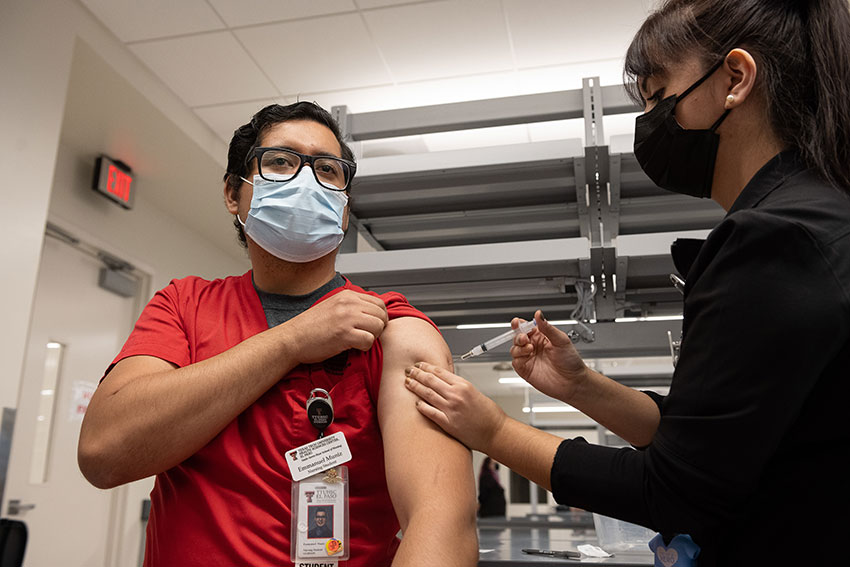 TTP El Paso Receives 3,000 doses of Moderna's COVID-19 Vaccine