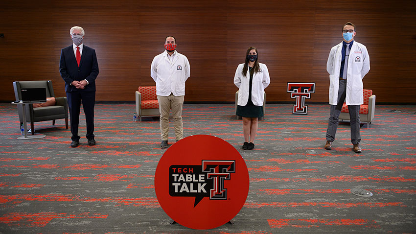 At First-Ever Tech Table Talk, Front-Line Heroes Discuss Battling COVID-19
