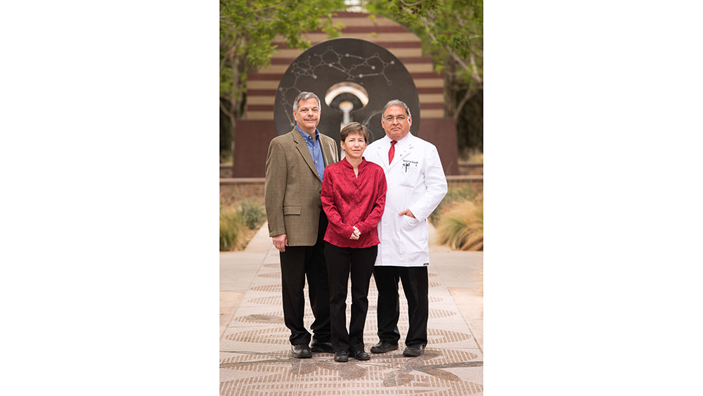 On Epilepsy Awareness Day, Jim and Julie Cardwell Announce $100,000 Gift to TTUHSC El Paso's Epilepsy Center