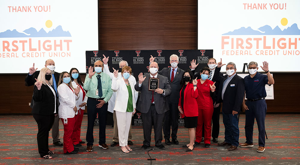 FirstLight Federal Credit Union Partners With TTUHSC El Paso