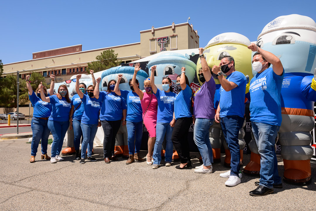 """TTUHSC El Paso and El Paso Electric Announce """"Champions of Trusted Heroes"""" Gift for the Hunt School of Nursing"""