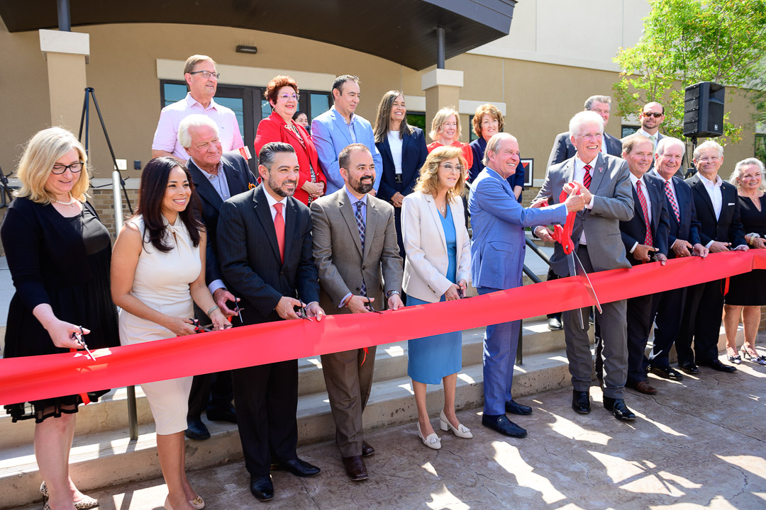 Hunt School of Dental Medicine Celebrates Completion of Texas Tech Dental Oral Health Clinic and a $323,000 Gift from the GECU Foundation